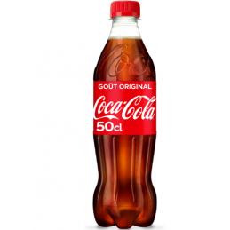 Bouteille de Coca 50CL