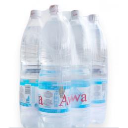 AWA- EAU MINÉRALE-6X1.5 LITRES